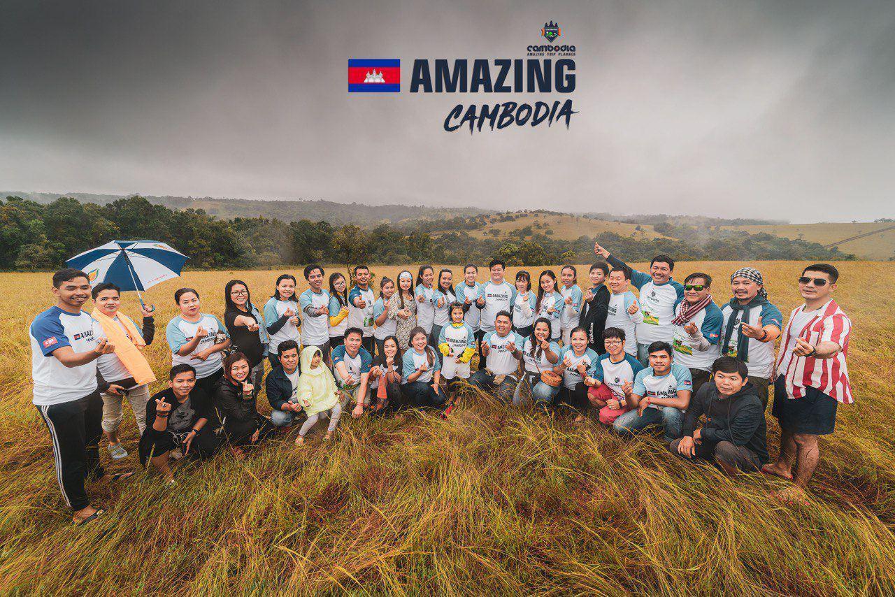បុណ្យអុំទូក! តោះទៅលេងជំរំតង់«អច្ឆរិយមណ្ឌល គិរីសែនមនោរម្យ» ជាមួយ Cambodia Amazing
